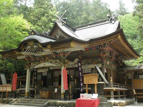 宝登山神社, 本殿