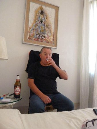 Al Fagiano: Inside our room (White Room)