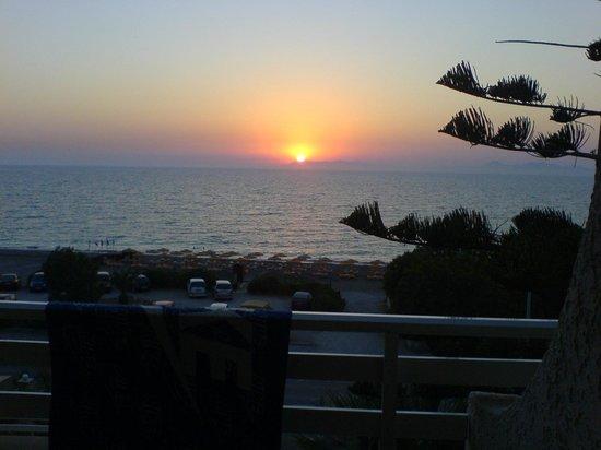 Sirene Beach Hotel : θεα απο δωμάτιο