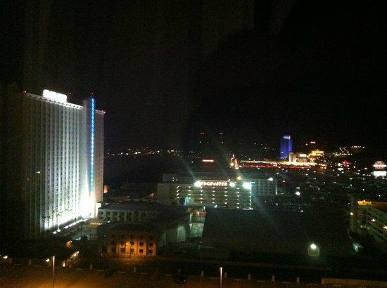 Aquarius Casino Resort: From the 17th floor