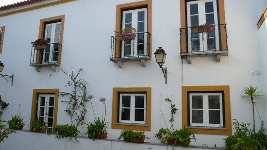 Albergaria do Calvario: façade intérieure