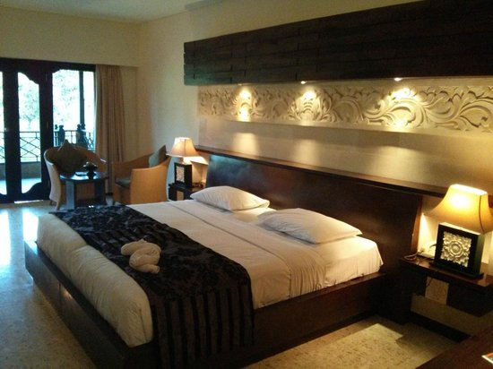 Kind Villa Bintang Resort & Spa: Bed