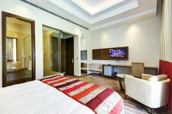 La Sagrita : guest room