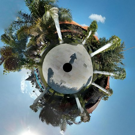 Kind Villa Bintang Resort & Spa: 360 view