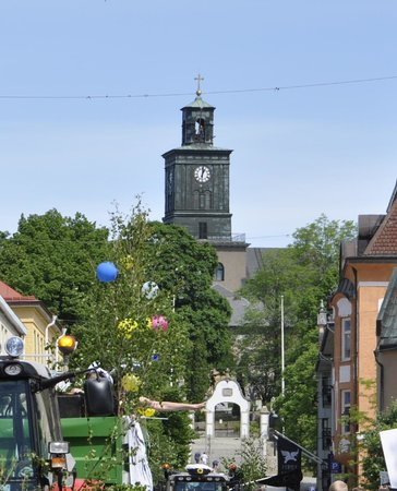 Enkoping, Suécia: Vårfrukyrkan