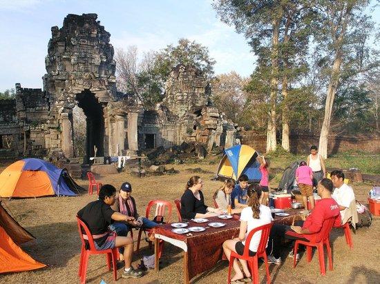 Hidden Cambodia Adventure Tours
