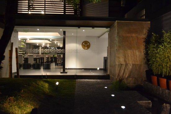 Edo Sushi Bar : entrada