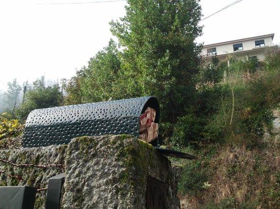 Apartamentos Cobres Rural: El panadero te trae el pan a domicilio