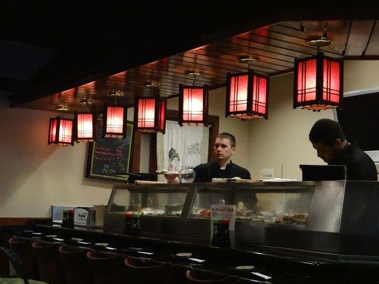 DoubleTree by Hilton Hotel Flagstaff: Sakuras-best sushi restaurant in Flagstaff