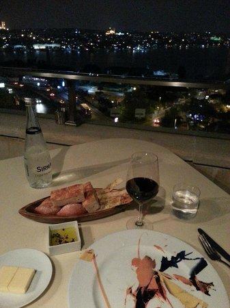 X Restaurant & Bar: Fantastic view