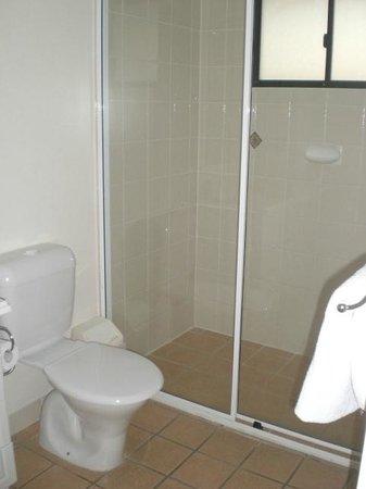 Quest Townsville: Shower