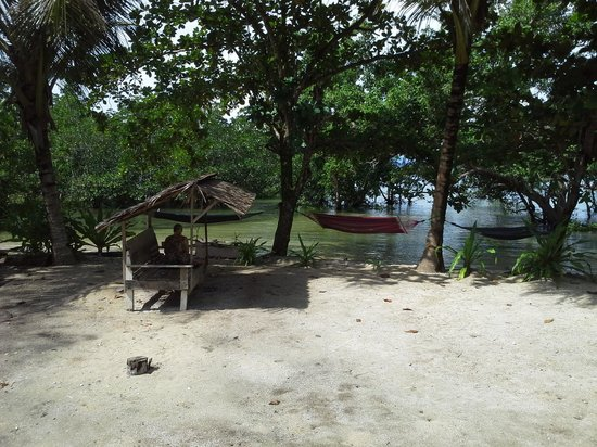 Nomad Divers Bangka: room with a view