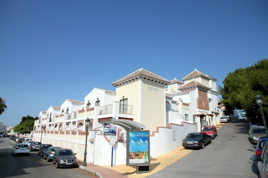 Apartamentos Chimenea-Playa: Apartments