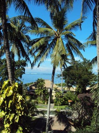 Prama Sanur Beach Bali: view from 4th floor
