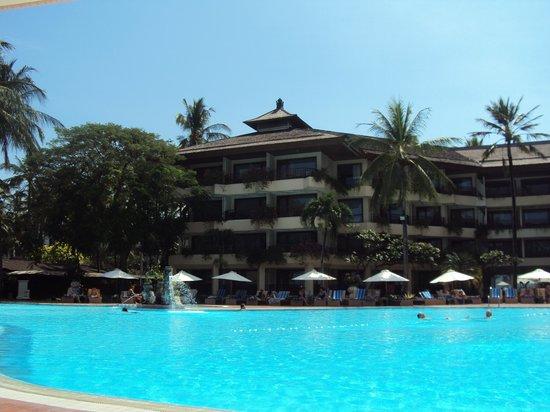 Prama Sanur Beach Bali: lovely!