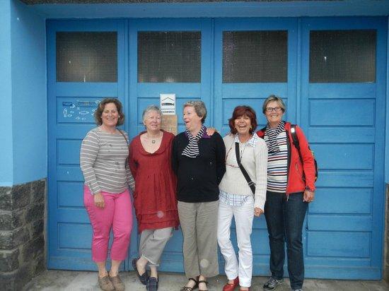 La Maison Bleue : Les Suissesses en Bretagne