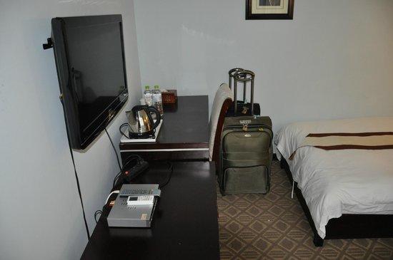 Zhenmei Holiday Hotel Guilin Yangshuo Aiyuan: Bed Room