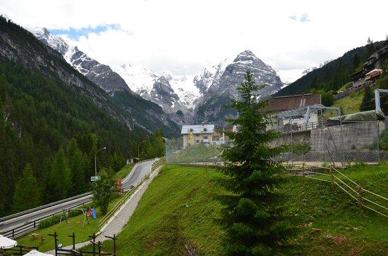Hotel Post: panorama