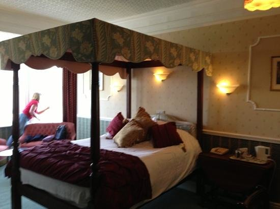 Gipsy Hill Hotel: comfy!!