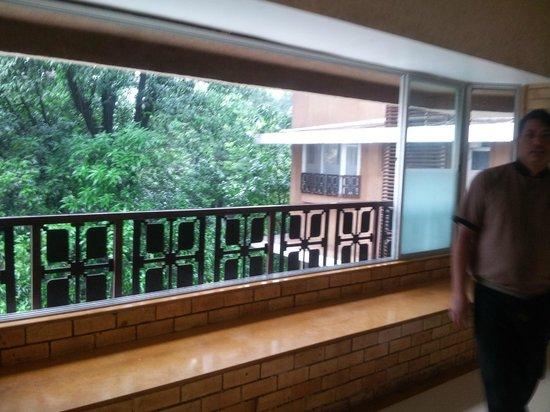 Chandralok Hotel: nice decore
