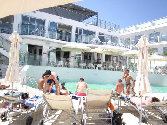 Tasia Maris Oasis: На территории отеля