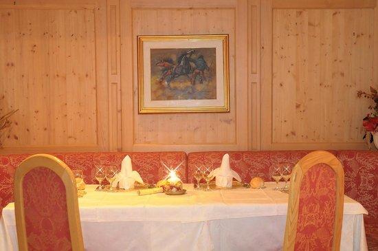 Hotel Barance: ristorante