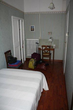 Hotel Boccaccio: Bedroom