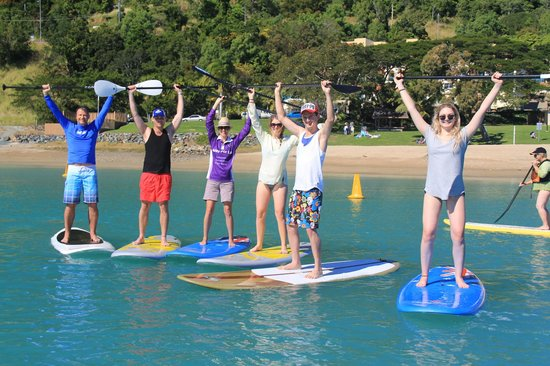 Whitsunday Stand Up Paddle and Kayak: more family fun times