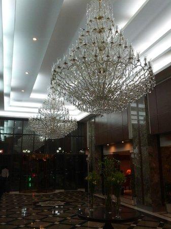 Ramada Continental Jeddah: hall
