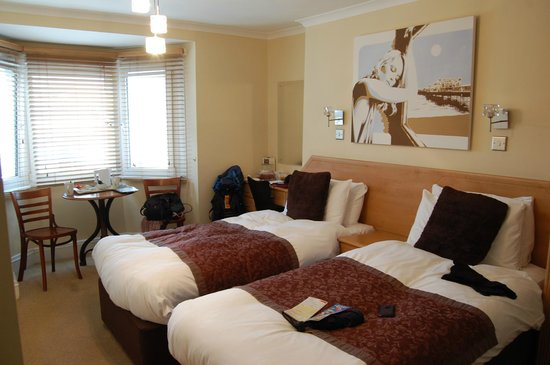 Gullivers Hotel: Double room