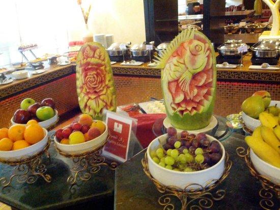 Ramada Continental Jeddah: colazione 2