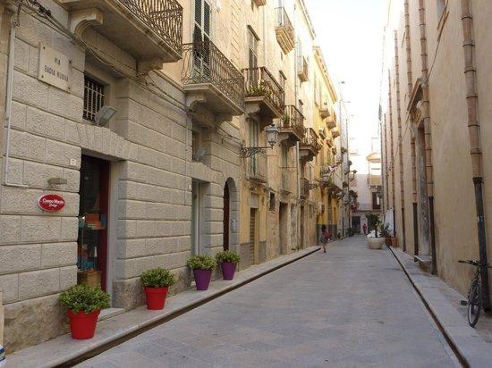Badia Nuova Residence: Via Badia Nuova