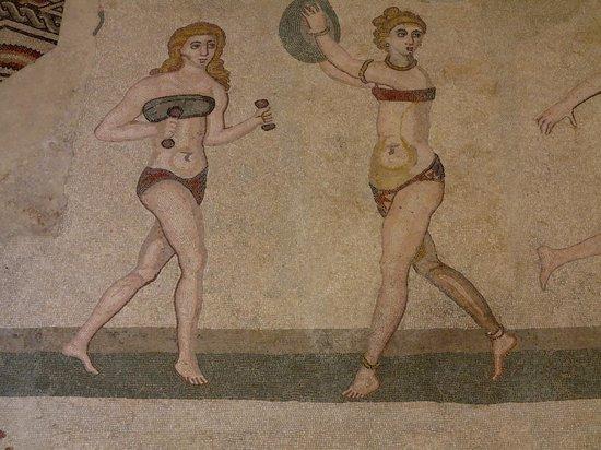 Suite d'Autore: Mosaïques de la Villa Romana