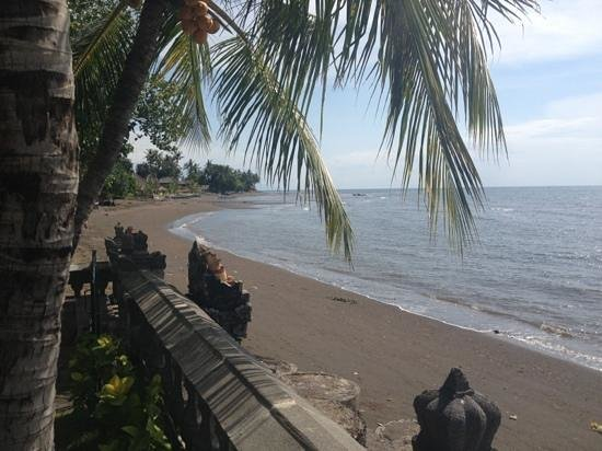 Aditya Beach Resort: view of the beach