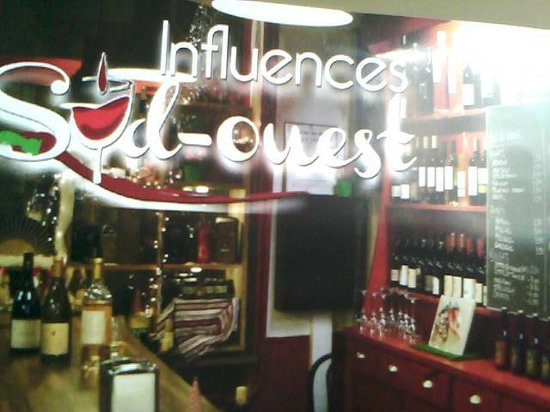 influences sud ouest grenoble restaurant avis num ro de t l phone photos tripadvisor. Black Bedroom Furniture Sets. Home Design Ideas