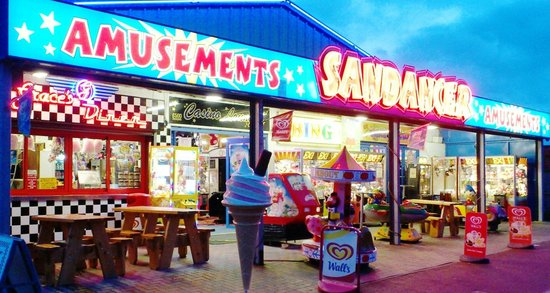 Sandancer Amusements