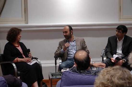 The Arts House: World Voices presents Mohsin Hamid on 16 Feb 2012