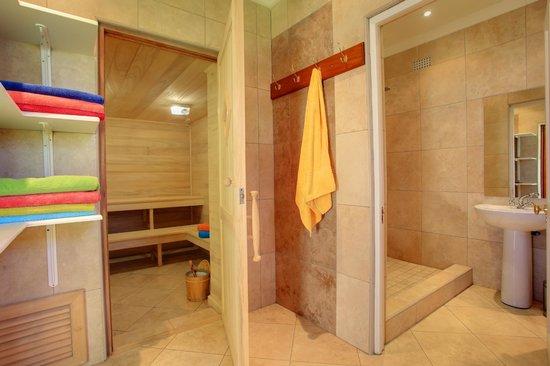 L'Heritage Retreat: Sauna