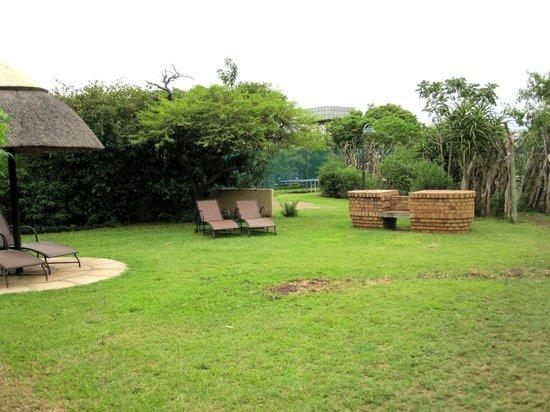 Protea Hotel Hluhluwe & Safaris: Park