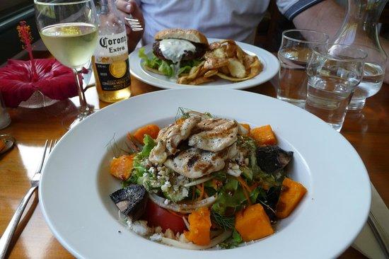 Sublime Cafe: Delicious Hillis lunch