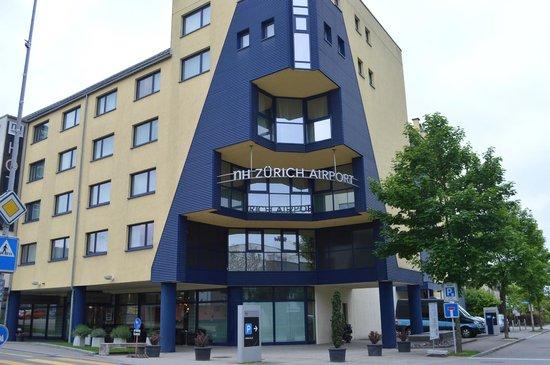 NH Zurich Airport : Entrance
