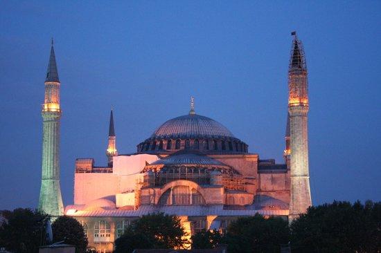 Celal Sultan Hotel: a