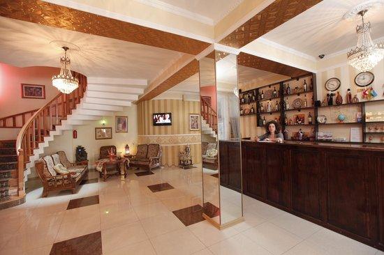 David Sultan Hotel: Hall/Reception