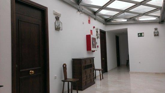 Hotel Marisa: Zona reformada