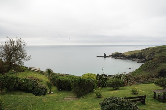 Housel Bay Hotel & Restaurant : The actual view