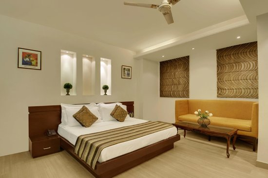 Hotel Delhi City Centre: Standard Room