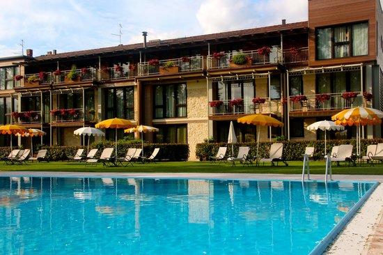 Ca' dell'Orto: pool