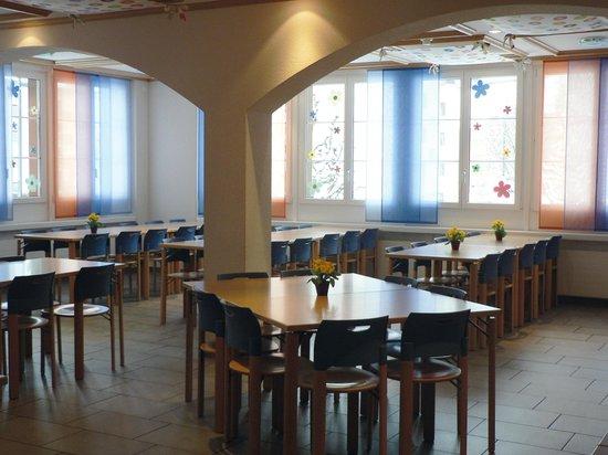Engelberg Youth Hostel: Speisesaal