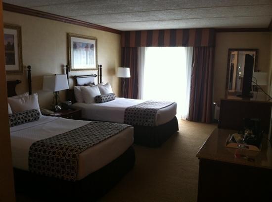 Crowne Plaza  Resort Asheville: Add a caption