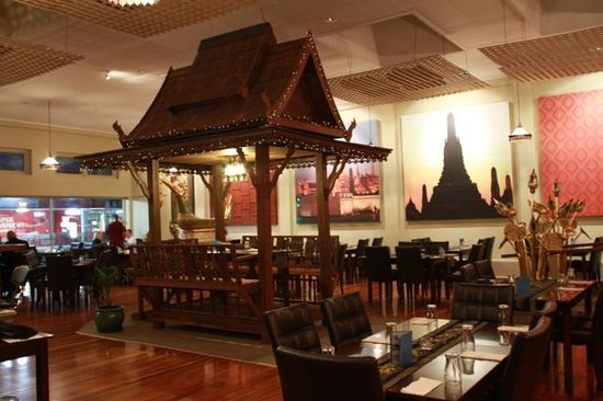 Thai Chef's Restaurant New Plymouth